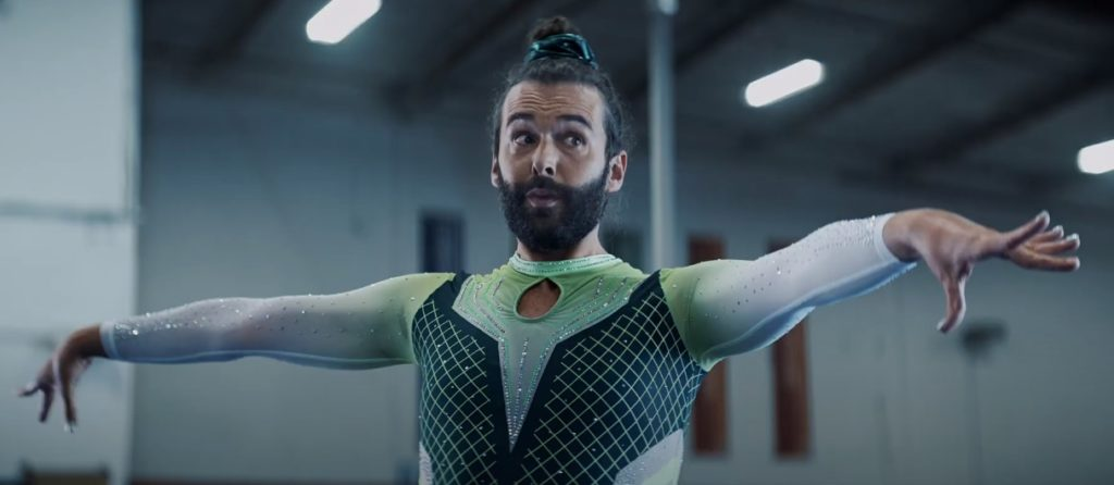 Jonathan Van Ness criticised for defending Uber ad amid Proposition 22