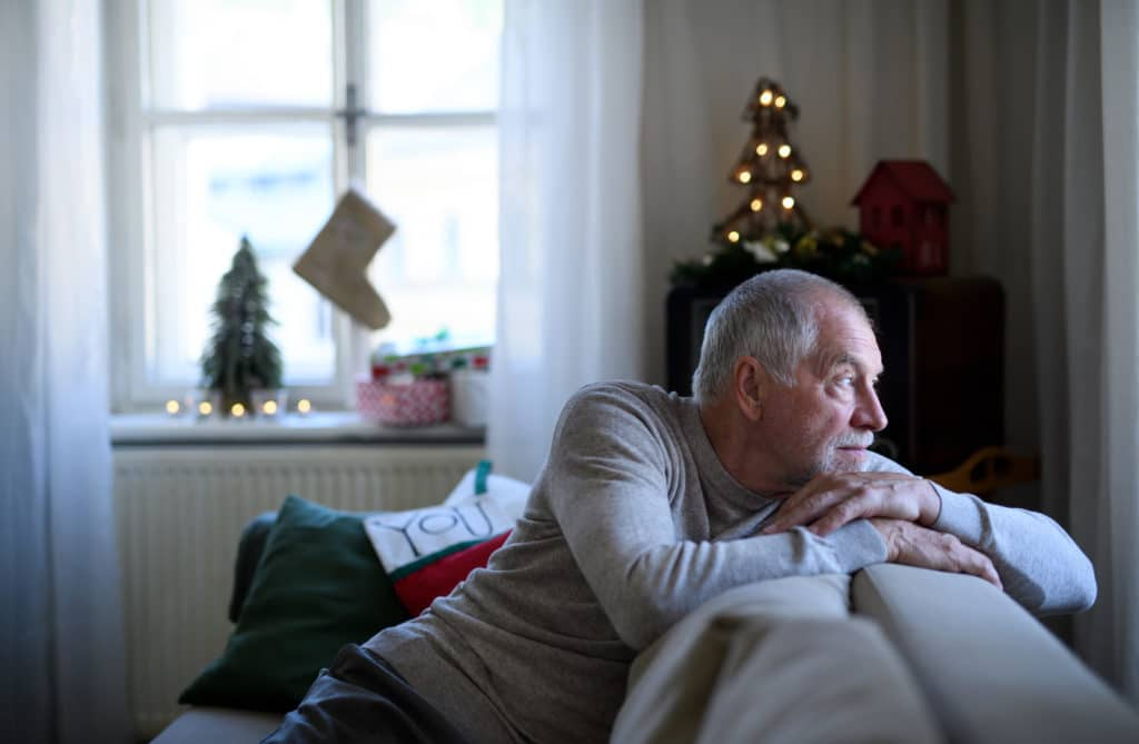 An LGBT+ charity in Birmingham, England, is calling for donations so it can send members, many struggling with isolation, a holiday hamper. (Stock photograph via Elements Envato)