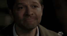 Supernatural star Misha Collins was written out of the final episodes