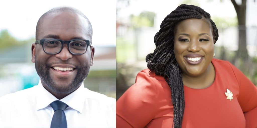 Shevrin Jones and Michele Rayner-Goolsby made history in Florida