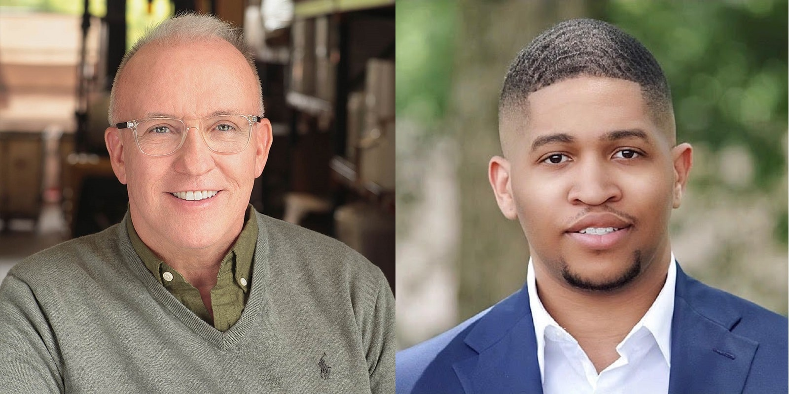 Democrat Torrey Harris and Republican Eddie Mannis are Tennessee's first out LGBT+ lawmakers