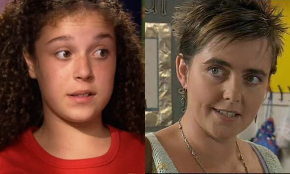 Tracy Beaker and Cam
