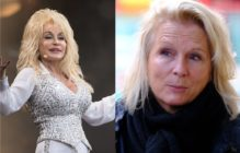 Dolly Parton Jennifer Saunders