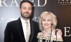 Garrard and Martha Conley at the Boy Erased New York screening in 2018