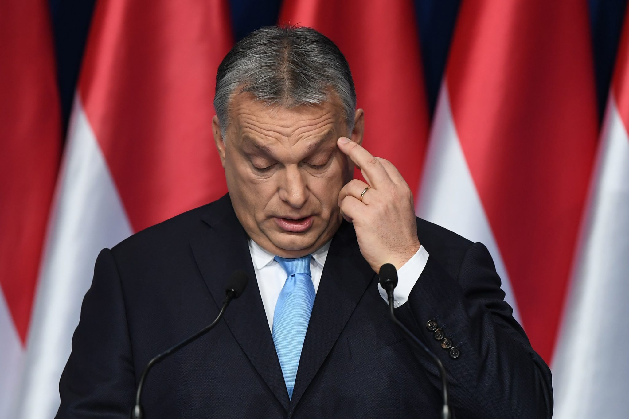 Jozsef Szajer: Viktor Orbán disowns ally arrested at a gay sex party