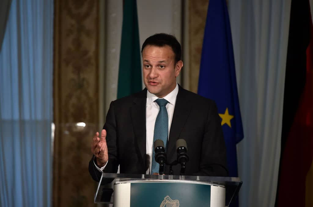 Leo Varadkar gay phase