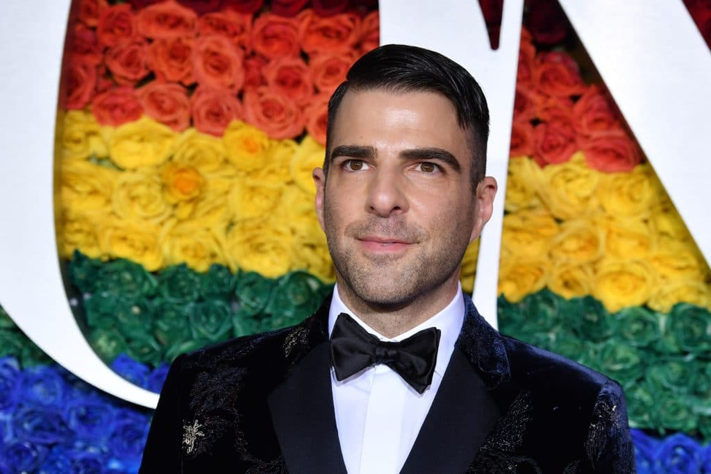 Boys in the Band star Zachary Quinto