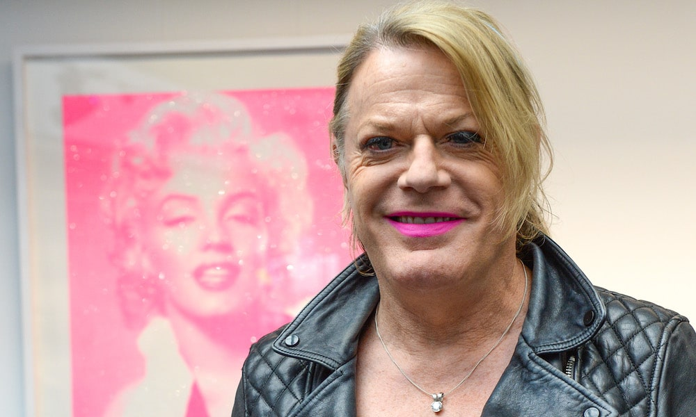 Comedian Eddie Izzard praised as 'heroic and courageous' for publicly soliciting for 'she' and 'her' pronouns