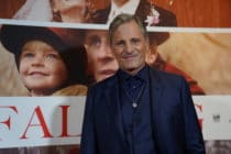 Danish-US actor Viggo Mortensen poses as he arrives the premiere of his new movie Falling in Copenhagen on October 26