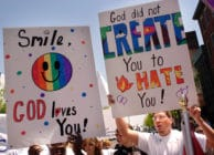 Hundreds of religious leaders plead for global conversion therapy ban