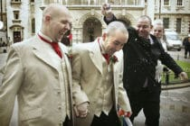 Civil partnership marriage Northern Ireland
