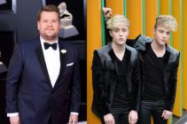 James Corden JEdward