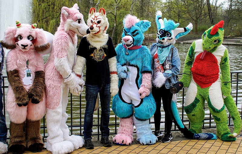 National Police Association labels furries 'costumed cop haters'. Yes, really