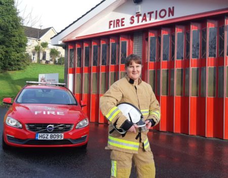 Firefighter recognised for services to trans equality in New Year Honours