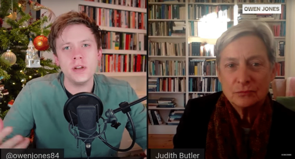 Judith Butler explains JK Rowling 'fostering hatred' against trans people