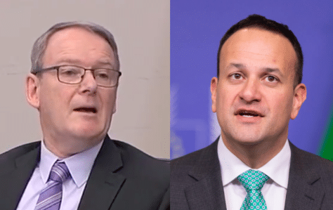 Brian Stanley apologises to Leo Varadkar over 'homophobic' tweet