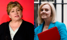 Emily Thornberry skewers Liz Truss on 'non-existent' LGBT acheivements