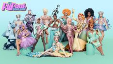 The cast of RuPaul's Drag Race season 13
