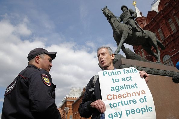Daily Mail 'implies' Russia and Albania are safe for LGBT people