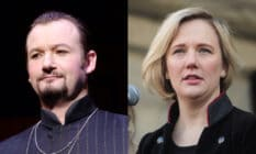 James Dreyfus and Stella Creasy.