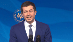 Former South Bend, Indiana mayor Pete Buttigieg