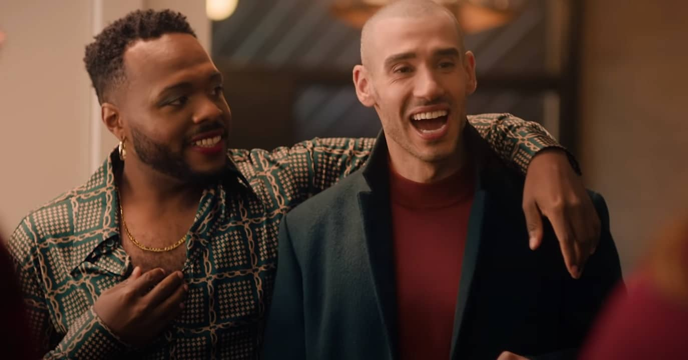 """Ritz Crackers released moving festive ad """"Where There's Love, There's Family"""" last month"""