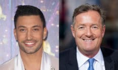 Strictly: Giovanni Pernice wants Piers Morgan for male same-sex couple