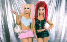 Gay drag queen TikTok stars the Coyle Twins