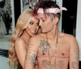 Nats Getty comes out as trans non-binary in selfie with wife Gigi Gorgeous