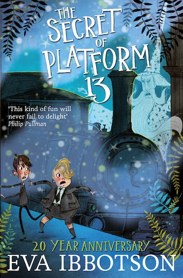The Secret of Platform 13 also features a secret entrance at King's Cross station