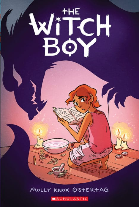 The Witch Boy by Molly Ostertag