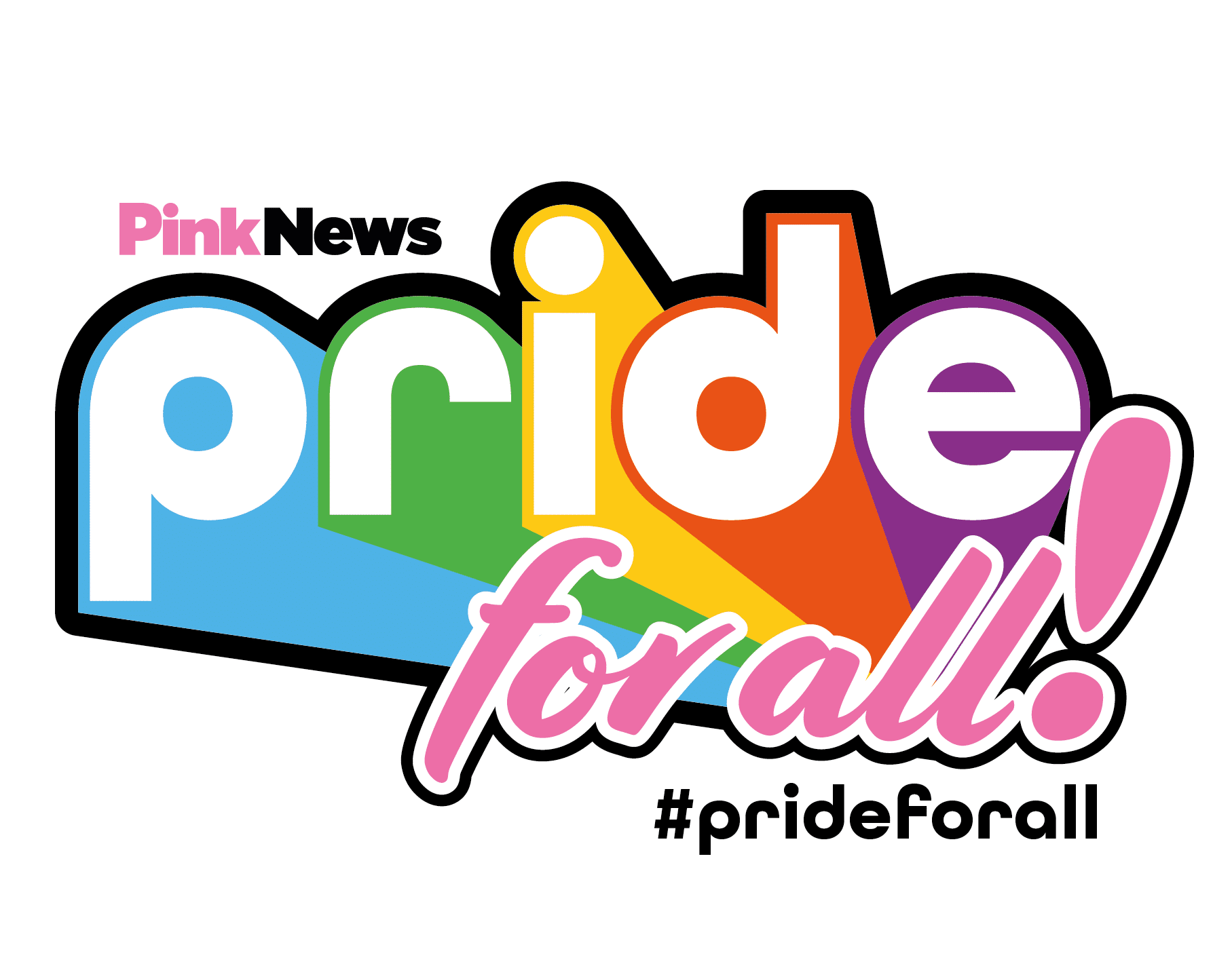 Pride for All