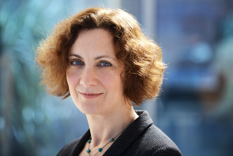 Dinah Rose QC, president of Magdalen College, University of Oxford.