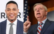 Don Lemon Lindsey Graham