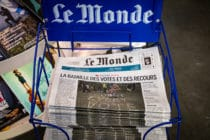 Le Monde apologises for 'transphobic' cartoon about incest and sex abuse