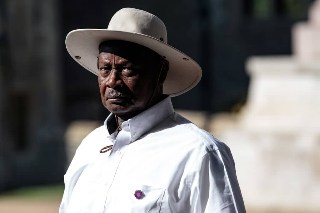 Ugandan president Museveni wins sixth consecutive term after campaign marred by homophobia and violence
