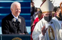 Joe Biden Los Angeles archbishop