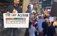 LGBT protests signs Reddit