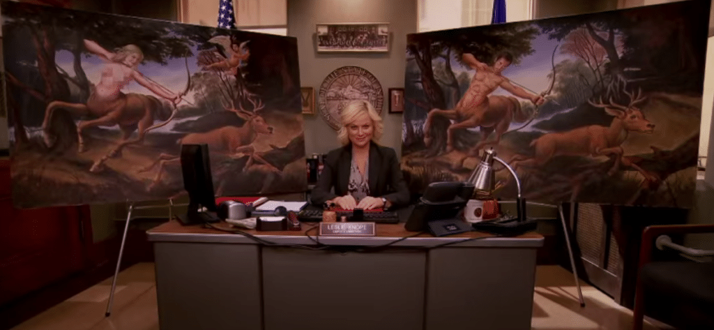 Amy Poehler stars in Parks and Recreation