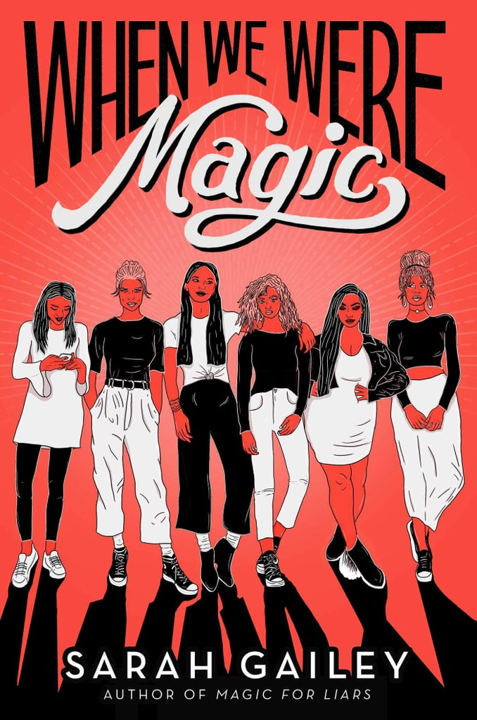 When We Were Magic follows six witch friends