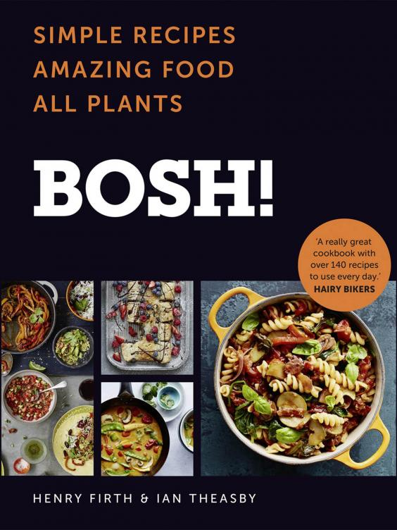 BOSH! by Henry Firth and Ian Theasby