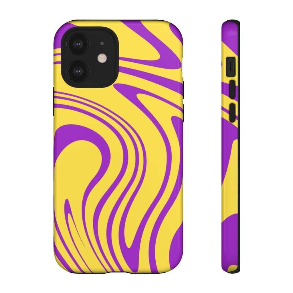 Intersex Flag Phone Case For Apple & Samsung. (PinkNews)