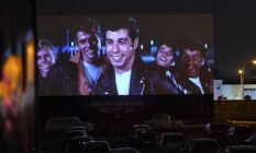 Danny Zuko, played by John Travolta, in iconic film Grease