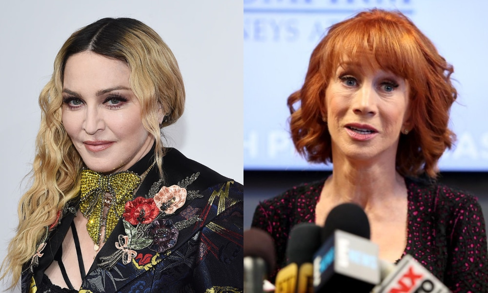 Ken Buck: Republican blames Capitol riots on Madonna and Kathy Griffin