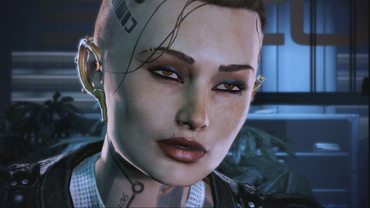 A character introduced in 2010's Mass Effect 2, the female biotic Jack, was intended to be pansexual