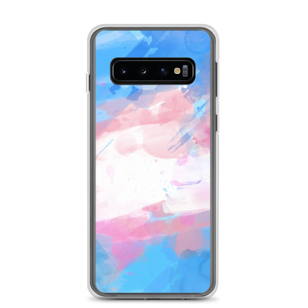 The Trans Watercolour Phone Case. (PinkNews)