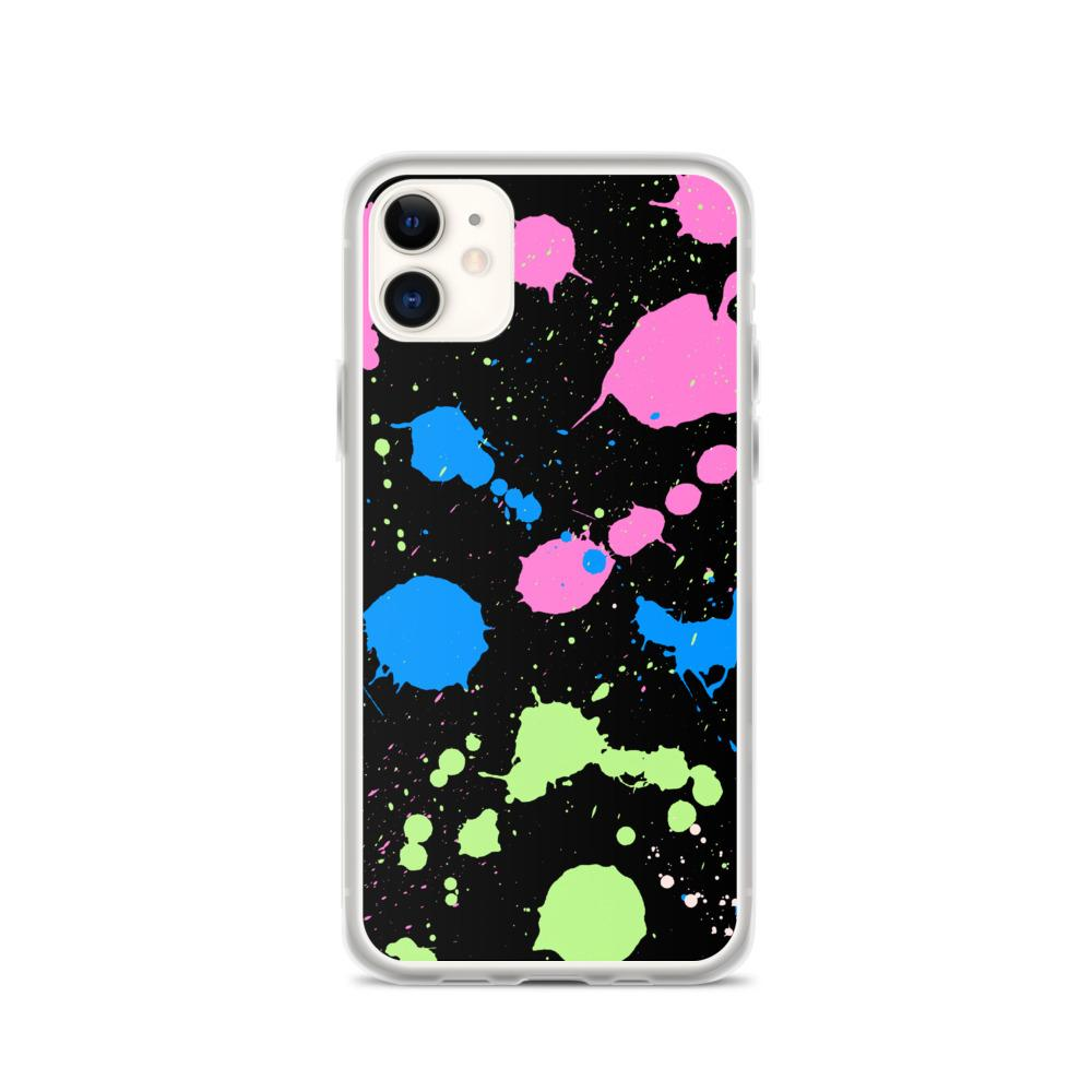 The Polysexual Paint Splash Phone Case. (PinkNews)