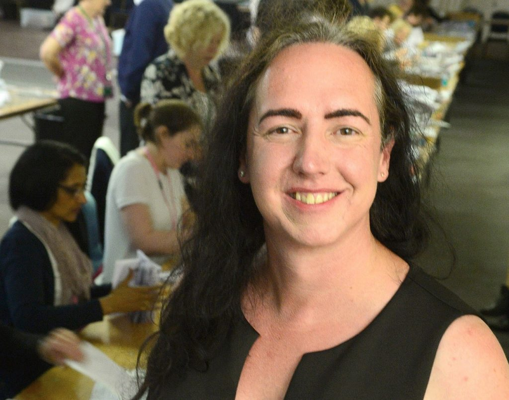 Trans LGBT+ Labour co-chair, Heather Peto, resigns citing transphobia
