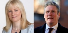 Rosie Duffield: Keir Starmer urged to suspend 'transphobic' Labour MP