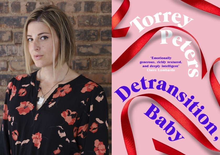 Torrey Peters on Sex and the City and her novel Detransition, Baby